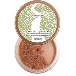 tarte Makeup - NIB TARTE Smooth Operator Finishing Powder Bronze